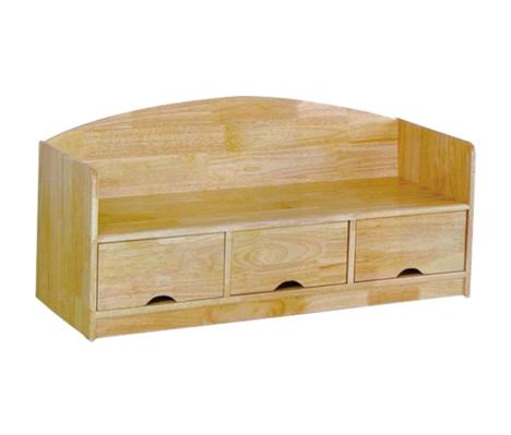 TMT体育-实木抽屉式长椅