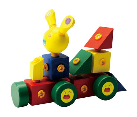 TMT体育-休乐纽扣拼搭玩具