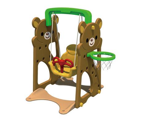 TMT体育-爱熊滑梯