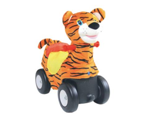 TMT体育-毛绒动物车(老虎)