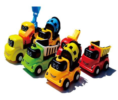 TMT体育-卡通玩具工程车