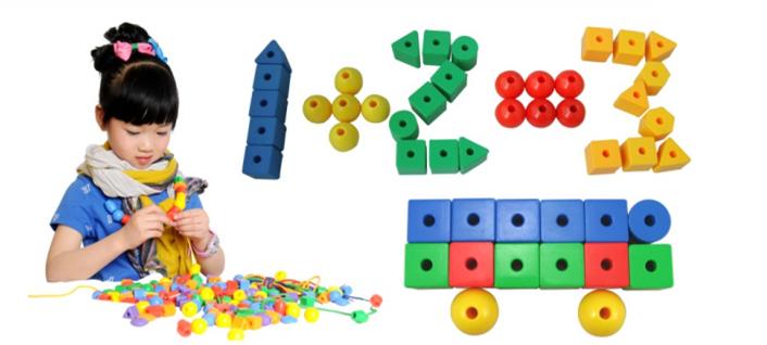 TMT体育-中号串珠玩具