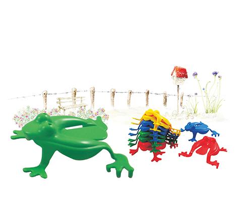 TMT体育-跳蛙玩具